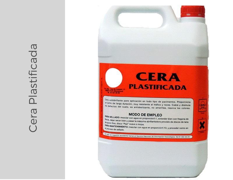 MosaicosBarcelona | Productos para Pulido de suelos. Cera Plastificada uso profesional