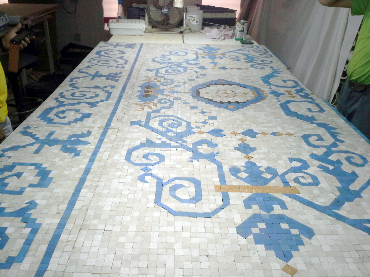 restauracion-de-pavimento-de-mosaico-romano