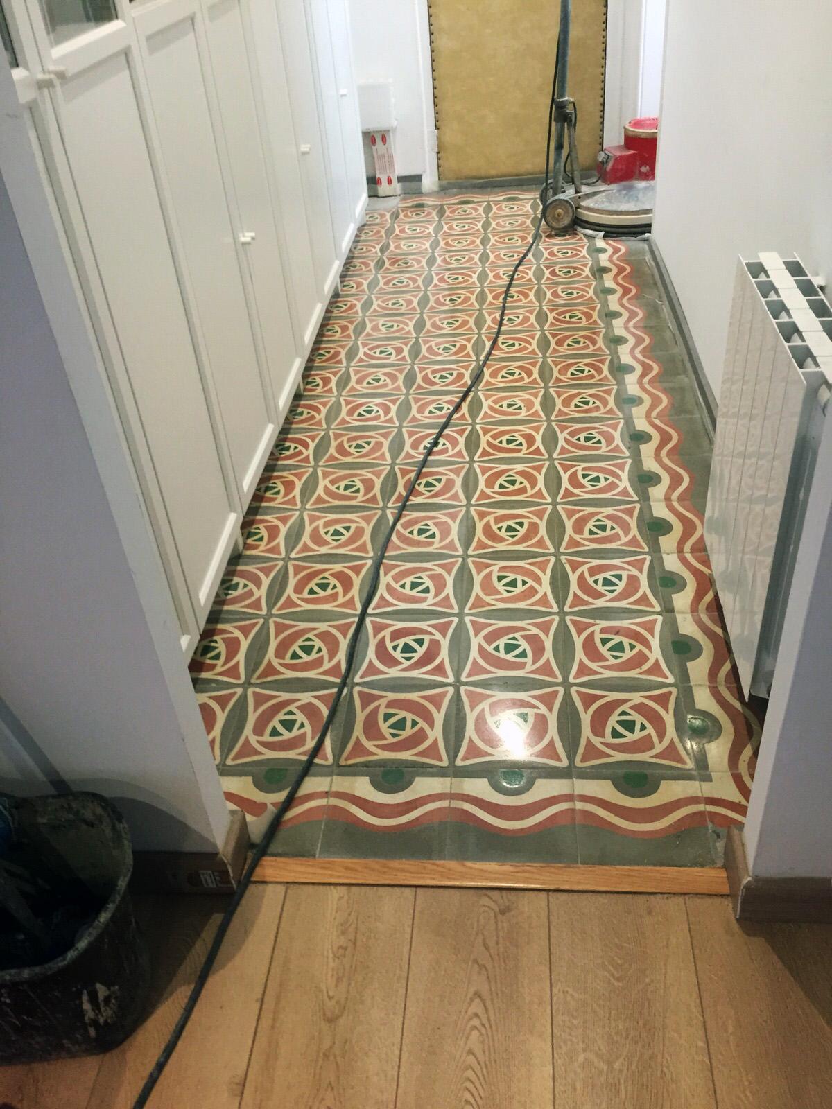 Diseño-de-interiores-con-mosaico-nolla-en-Barcelona