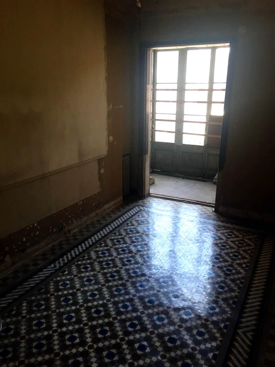 Pulido-de-mosaico-nolla-Barcelona