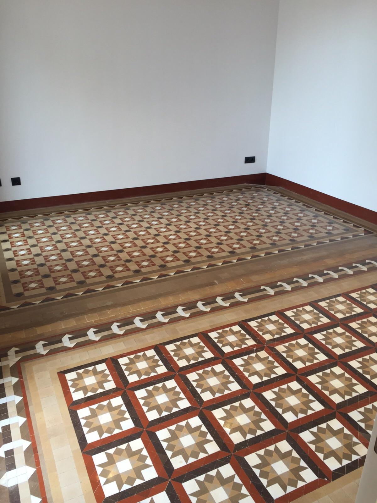 Pulido-de-suelo-de-mosaico-nolla-en-Barcelona