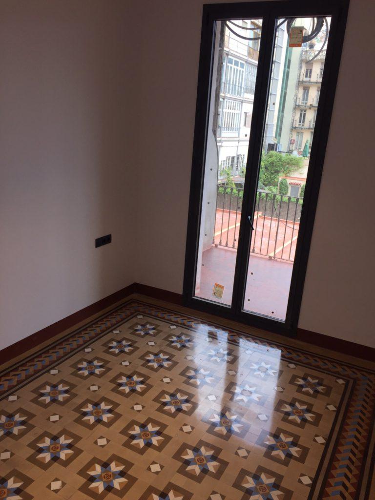 MosaicosBarcelona | Rehabilitacion de suelo de mosaico nolla Barcelona