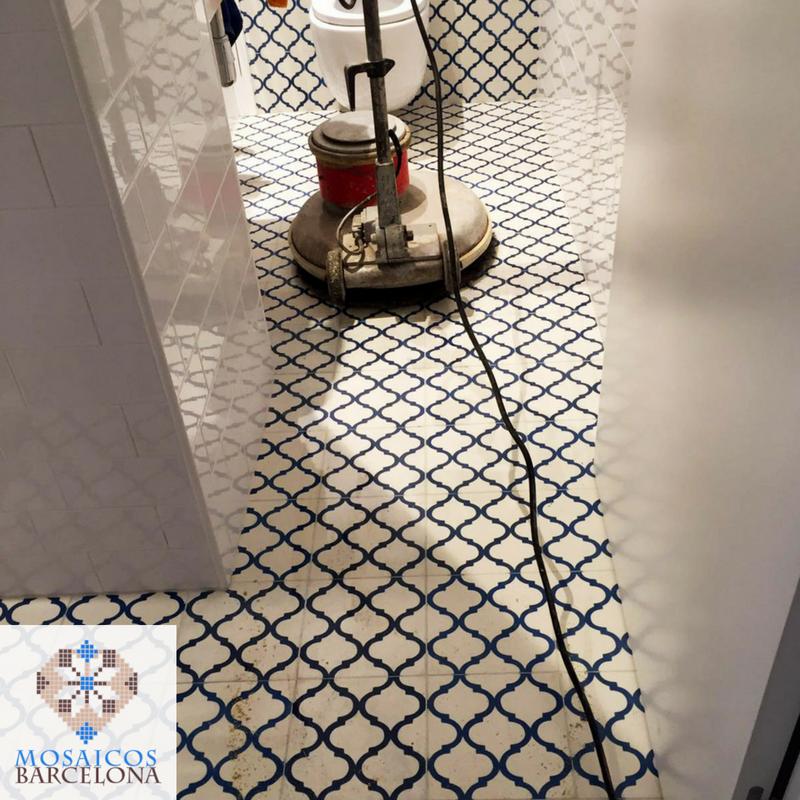 MosaicosBarcelona-Pulimento-y-abrillantado-de-suelos-de-mosaico-hidraulico-original-en-vivienda-de-barcelona
