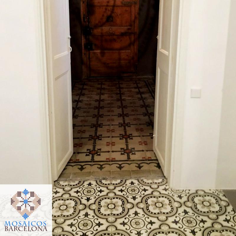 MosaicosBarcelona-Tratamiento-de-mosaicos-hidraulicos-en-barrio-gotico-barcelona