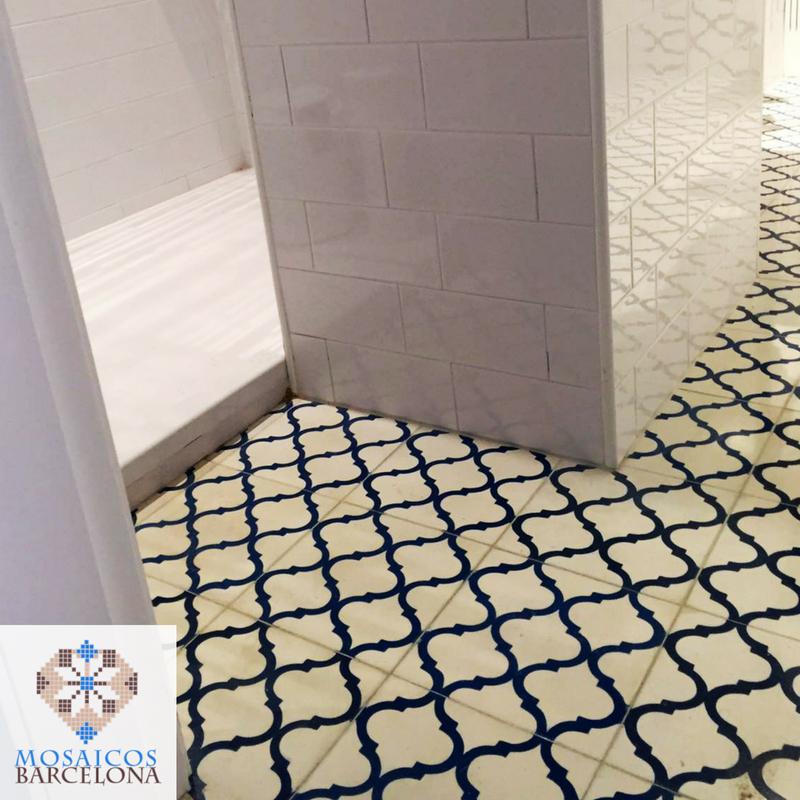 MosaicosBarcelona-Tratamiento-de-suelos-mosaico-hidraulico-en-vivienda-de-barcelona
