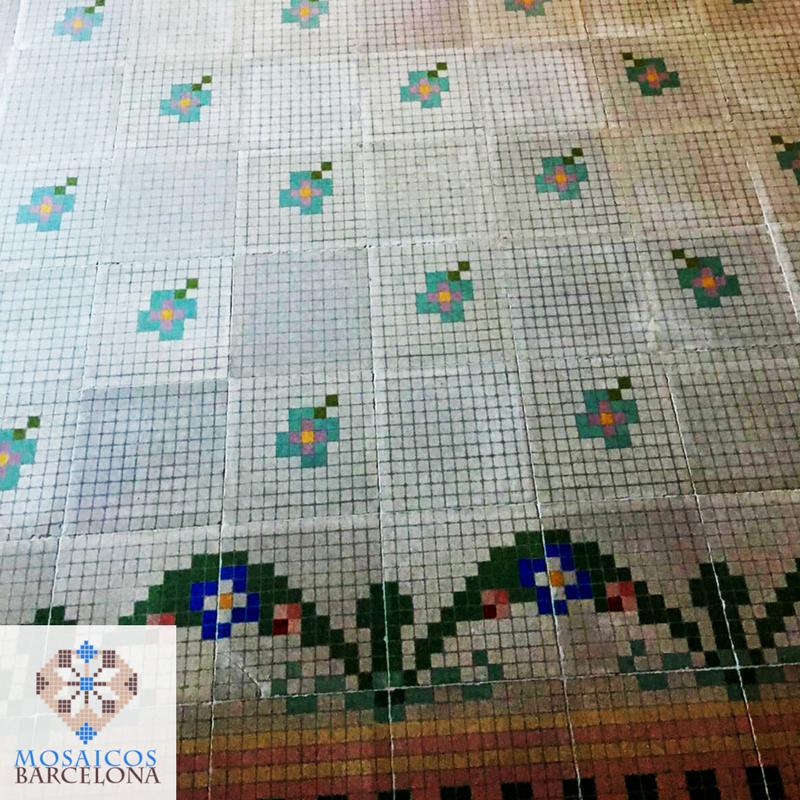 MosaicosBarcelona-Restauración-suelo-hidráulico-calle-Londres-3
