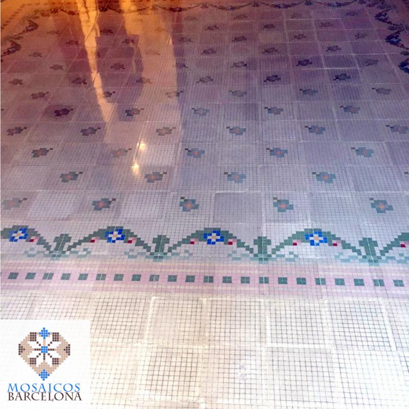 MosaicosBarcelona-Restauración-suelo-hidráulico-calle-Londres-4