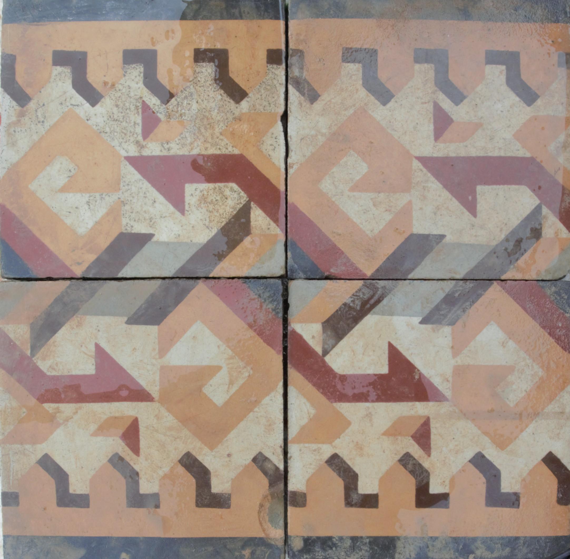 Mosaico Hidráulico 100 Image